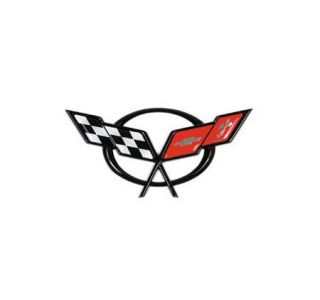 97-04 Rear Hatch or Conv Waterfall Emblem