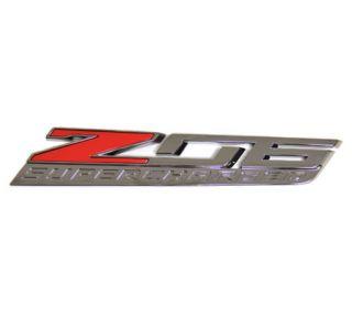 15-18 Z06 Side Emblem (Side)
