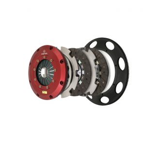 05-13 Mantic 9000 Twin Disc Clutch Assembly w/Organic Discs
