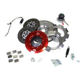 97-04 Mantic HD 9000 Twin Disc Clutch Assembly w/Ceramatallic Disks