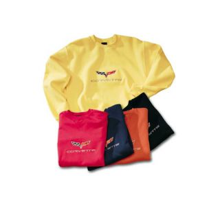 C6 Corvette Embroidered Sweatshirt