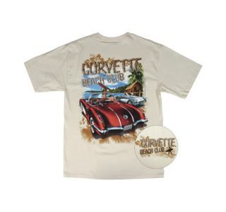 Corvette Beach Club T-Shirt