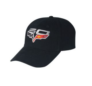 60th Anniversary Corvette Hat