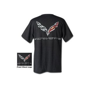 C7 Corvette Gray T-Shirt
