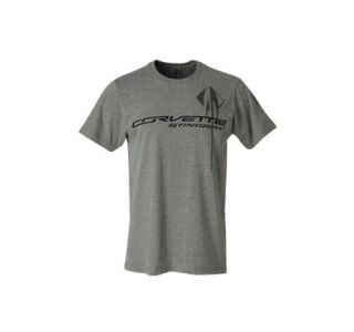 C7 Corvette Stingray Gray T-Shirt