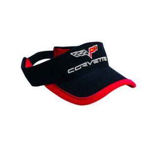 C6 Corvette Pique Mesh Visor