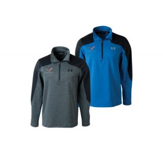 C7 Corvette Men's Under Armour Expanse Quarter Zip Jacket