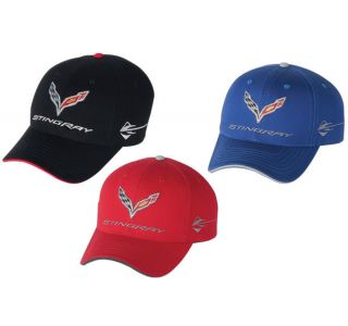 C7 Corvette Stingray Color Match Hat
