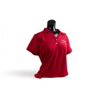 Ladies C6 Corvette Nike Classic Dri-Fit Polo Shirt
