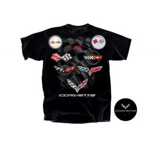 The Legend Lives On Corvette T-Shirt