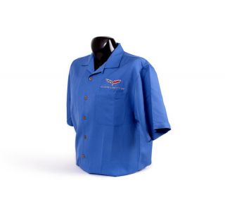 Men's C6 Corvette Mosaic Shirt