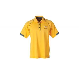 Mens C7 Corvette Racing Aloha Snag Resistant Polo Shirt