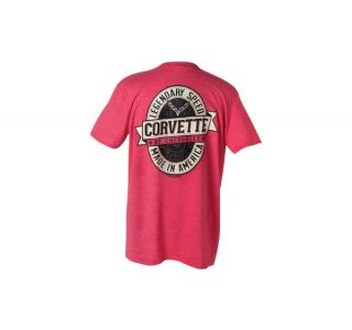 Corvette by Chevrolet T-Shirt