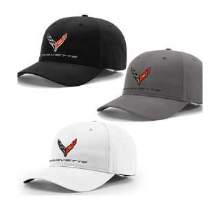 Next Generation Corvette StayDri Performance Cap