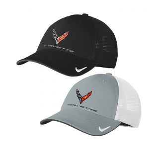 Next Generation Corvette Nike Mesh Fitted Cap