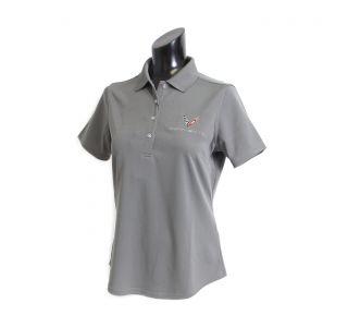 Ladies Next Generation Corvette Callaway Dry Core Polo Shirt