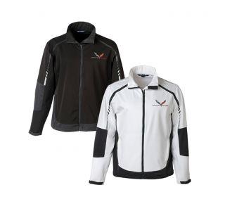 C7 Grand Sport Embark Soft Shell Jacket