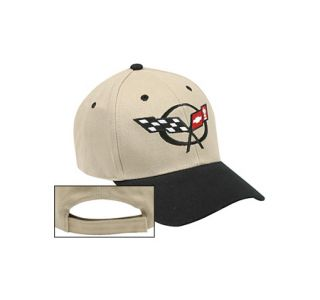 C5 Corvette Tan Hat