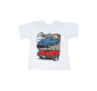 Stingray Emblem Kids Corvette T-Shirt