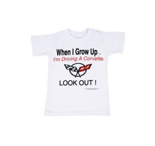Look Out Kids Corvette T-Shirt