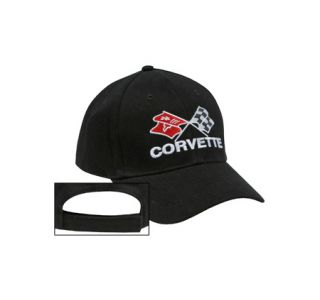 Cross Flags Black Hat