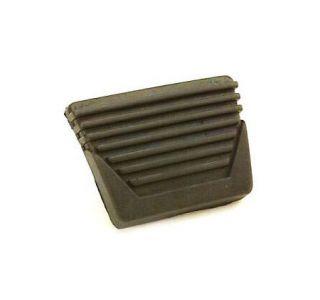 1963-1967 Corvette w/Manual Trans Clutch & Brake Pedal Pad