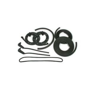 1961-1962 Corvette Body Weatherstrip Kit (Replacement)