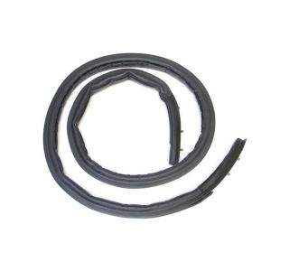 98-04 Convertible Top Rear Bow Weatherstrip