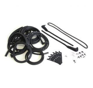 59L-60 Deluxe Body Weatherstrip Kit
