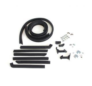 59-60 Convertible Top Deluxe Weatherstrip Kit