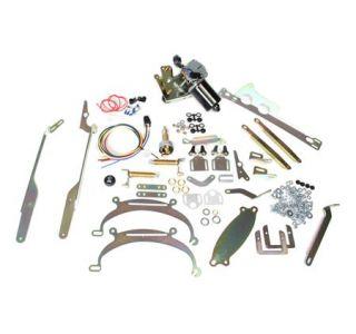 1958-1962 Corvette Windshield Wiper Upgrade Kit (2-Speed Motor)