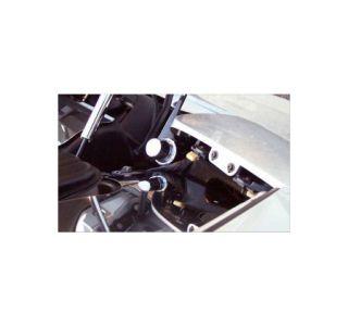 1997-2004 Corvette Chrome Headlight Motor Covers