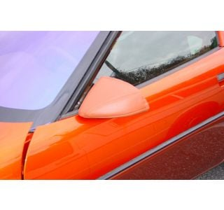 1984-1996 Corvette Speed Lingerie Mirror Covers