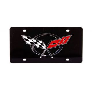 C5 Lazer Tag Acrylic License Plate