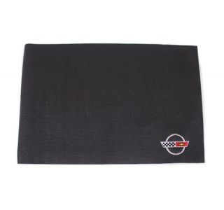 C4 Embroidered Fender Mat