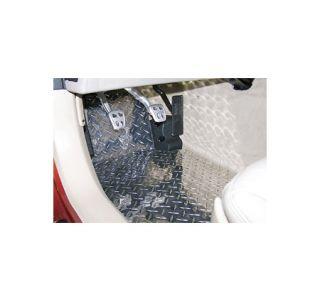 2005-2013 Corvette Diamond Plate Floor Mats
