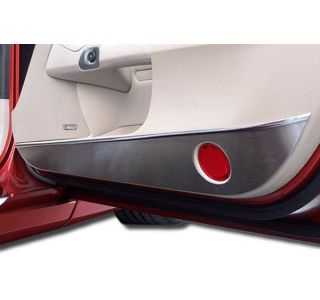 05-13 Brushed Stainless Lower Door Guards