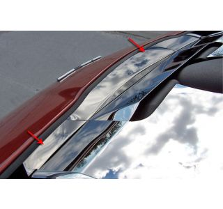 05-13 Stainless Front Bumper Insert
