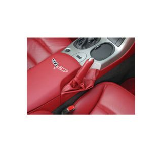 2005-2013 Corvette Parking Brake Cover & Handle