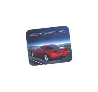 Red C6 Corvette Mouse Pad