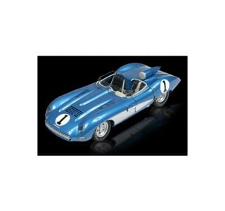 1:18 Scale 1957 SS Corvette Race Car Die Cast Model
