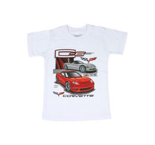 Kids C6 Corvette T-Shirt