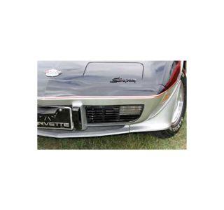 1973-1979 Corvette Pace Car Front Spoiler
