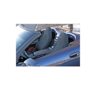 1997-2004 Corvette Seat Slip Covers w/Embroidered C5 Emblem