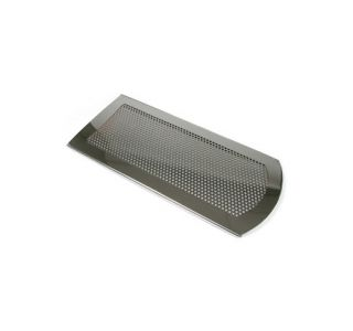 2005-2013 Corvette Stainless Plenum Cover - Perforated