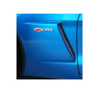 2006-2013 Corvette Z06/GS Cleartastic PLUS Protection (w/GM Badge)