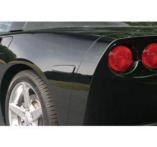 2005-2013 Corvette Side Marker Acrylic Black-Out Kit (4pc )