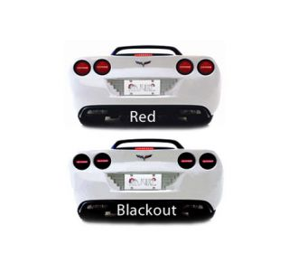 2005-2013 Corvette LED Tail Light Kit