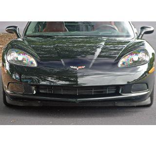 2005-2013 Corvette Driving Light Acrylic Black-Out Kit