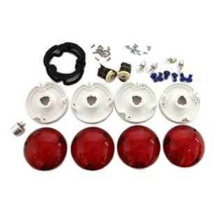 75-82 Tail Light Bubble Lens Kit (Default)